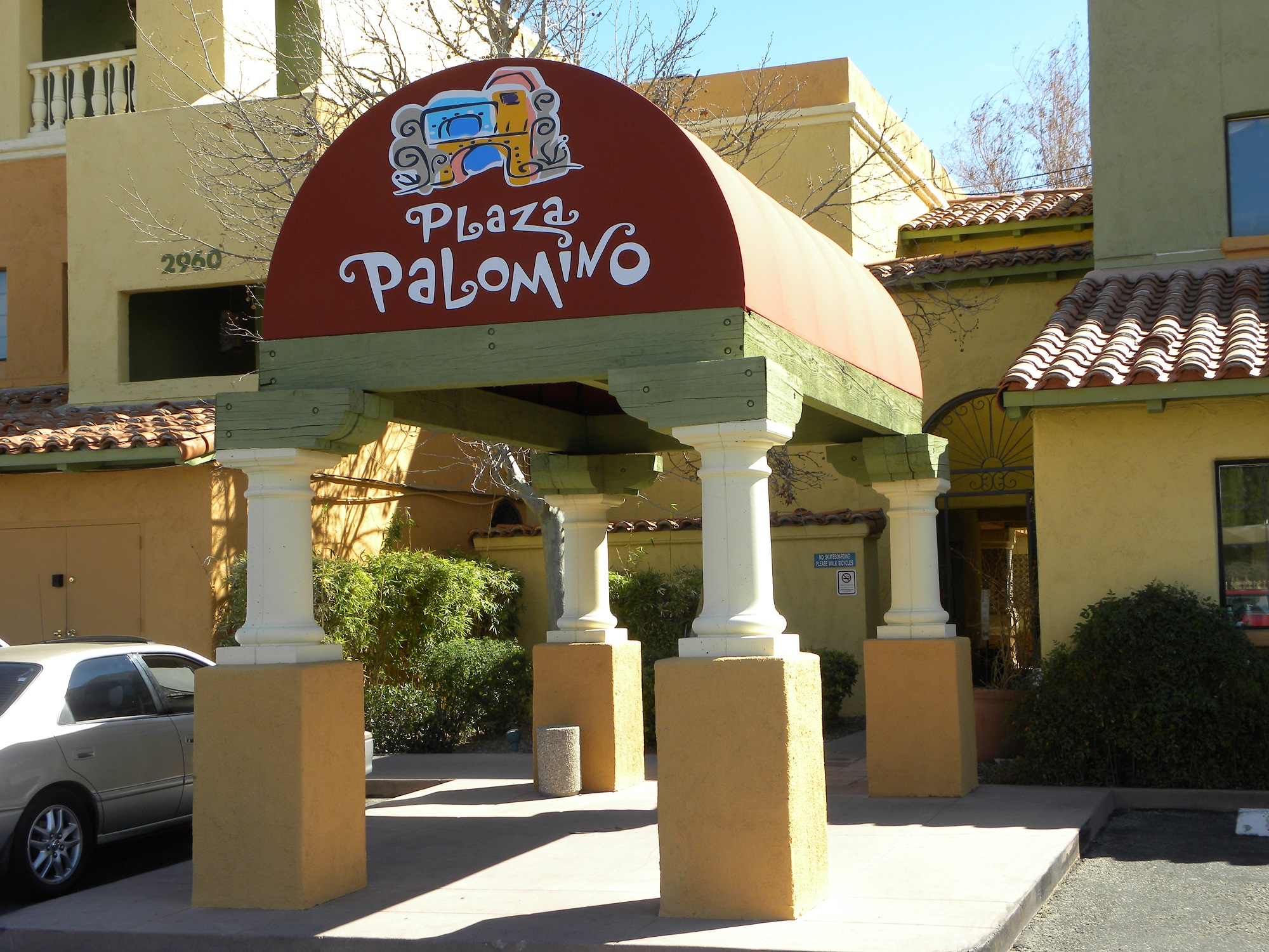 Tucson Commercial Canopy & Canopies
