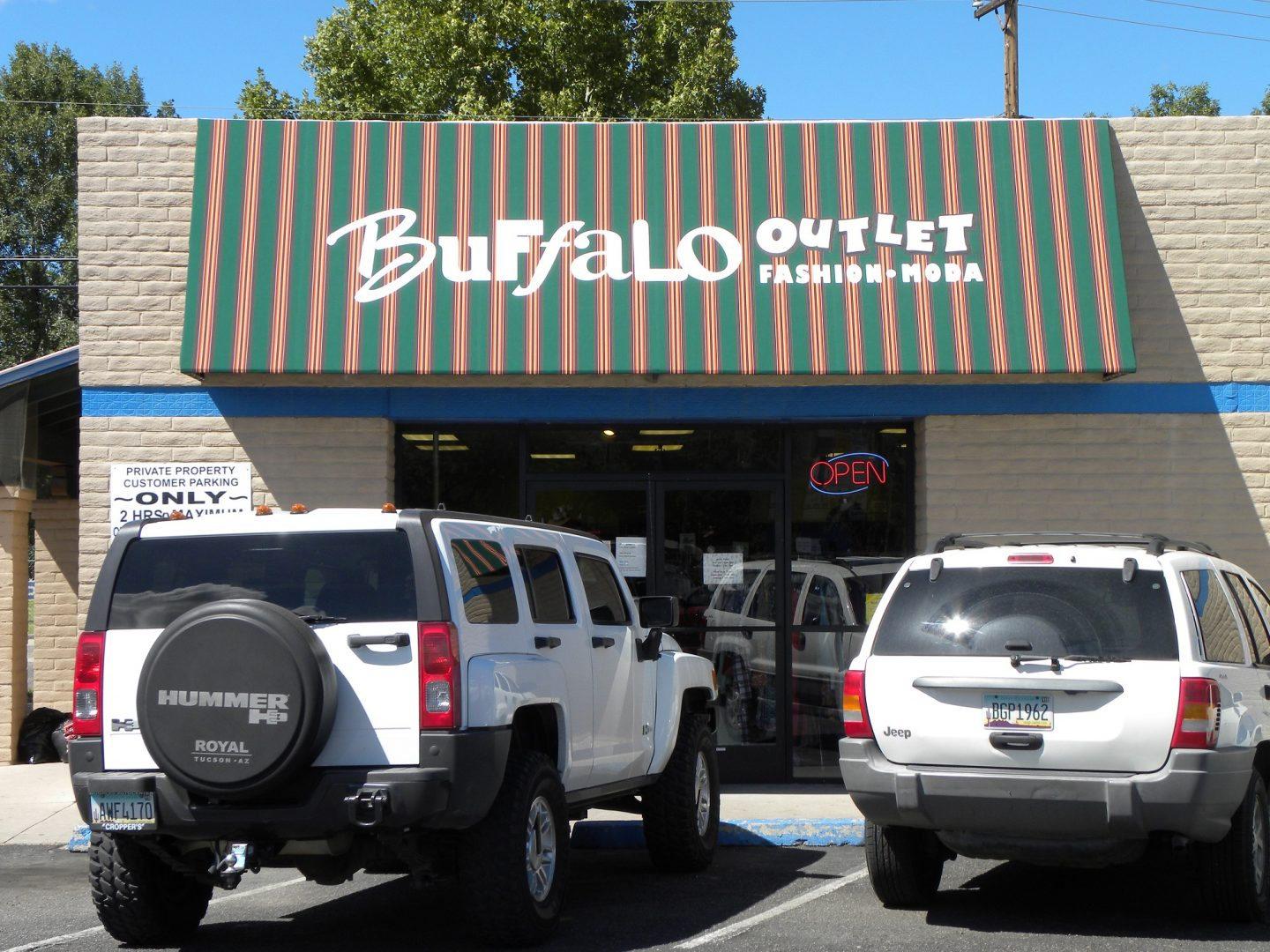 Tucson Commercial Awnings and Shade Products - Air and Sun ...