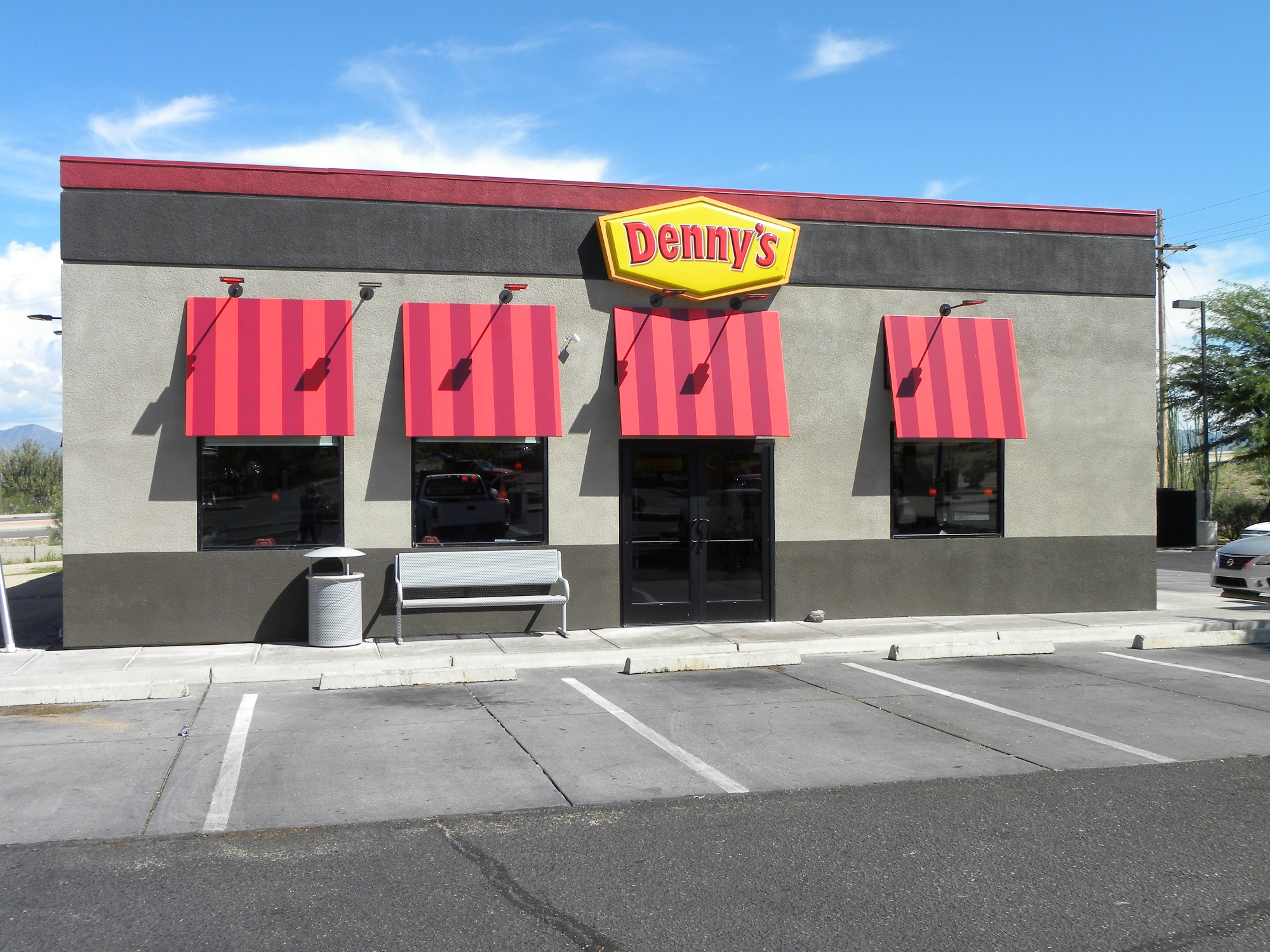 Commercial Awnings in Tucson