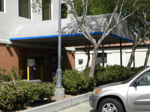 Tucson Commercial Canopies