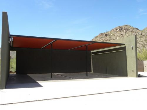 Tucson Residential Canopies